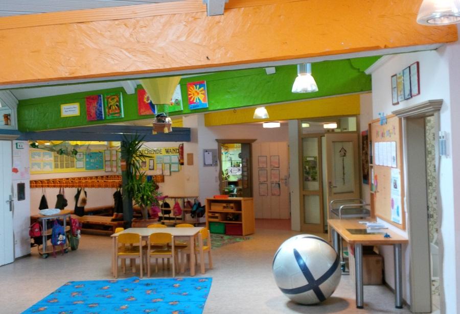 Kindergarten in Wallerstein